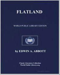 Flatland by Abbott, Edwin A.