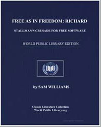 Free as in Freedom : Richard Stallman's ... by Williams, Sam