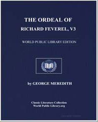 The Ordeal of Richard Feverel, Volume 3 by Meredith, George
