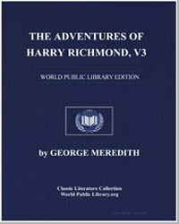 The Adventures of Harry Richmond, Volume... by Meredith, George