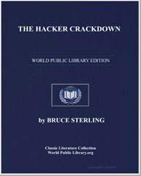 Hacker Crackdown by Sterling, Bruce
