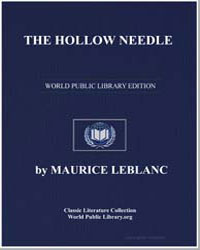 The Hollow Needle by Leblanc, Maurice