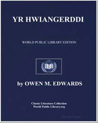 Yr Hwiangerddi by Edwards, Owen M.