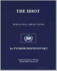 The Idiot by Dostoevsky, Fyodor