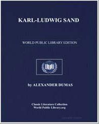 Karl Ludwig Sand by Dumas, Alexander
