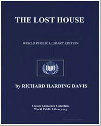 The Lost House by Davis, Richard Harding