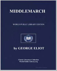 Middlemarch by Eliot, George Evans
