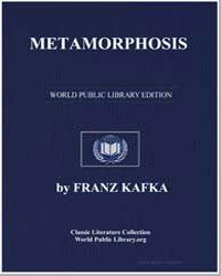 Metamorphosis by Kafka, Franz