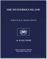 The Mysterious Island by Verne, Jules