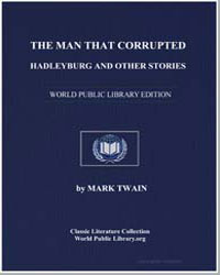 The Man That Corrupted Hadleyburg : And ... by Twain, Mark