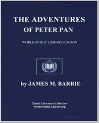 Peter Pan by Barrie, James Matthew