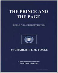 The Prince and the Page by Yonge, Charlotte Mary