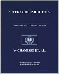 Peter Schlemil, etc by Chamisso