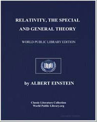 Relativity : The Special and General The... by Einstein, Albert