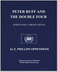 Peter Ruff and the Double Four by Oppenheim, Edward Phillips