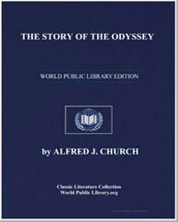 The Story of the Odyssey by Church, Alfred J., Rev.