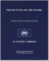 The Hunting of the Snark by Carroll, Lewis