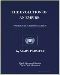 The Evolution of an Empire by Parmele, Mary Platt