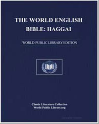 The World English Bible : Haggai by