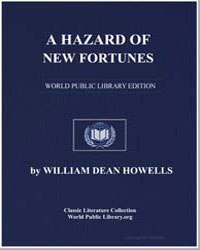 A Hazard of New Fortunes by Howells, William Dean, Editor