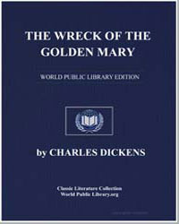 The Wreck of the Golden Mar Mary by Dickens, Charles