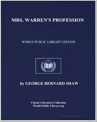 Mrs. Warren's Profession by Shaw, George Bernard