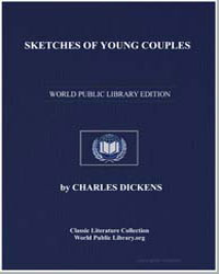 Sketches of Young Couples by Dickens, Charles