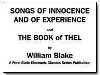 Songs of Innocence and of Experience and... by Blake, William