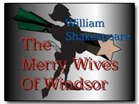 The Merry Wives of Windsor by Shakespeare, William