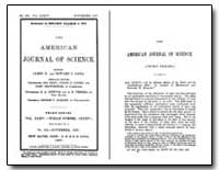 The American Journal of Science. by James, D.