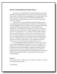 Section 2 Simple Molecular Orbital Theor... by
