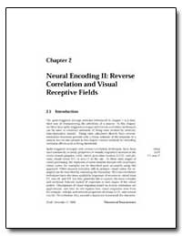 Chapter 2 Neural Encoding II : Reverse C... by