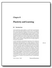 Plasticity and Learning by