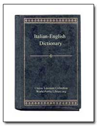 Italian to English Dictionary by World Public Library