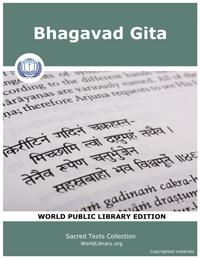 Bhagavad Gita by Various