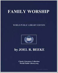 Family Worship by Beeke, Joel R., Dr.