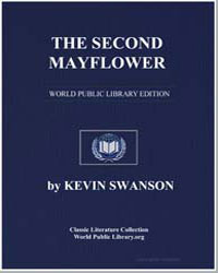 The Second Mayflower by Swanson, Kevin