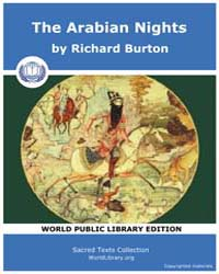 The Arabian Nights by Burton, Richard