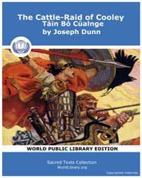 The Cattle-Raid of Cooley Táin Bó Cúalng... by Dunn, Joseph