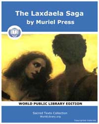 The Laxdaela Saga by Press, Muriel