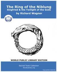 The Ring of the Niblung Siegfried & the ... by Wagner, Richard