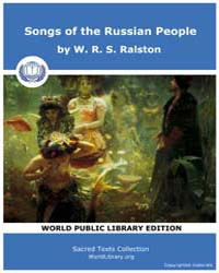 The Song of the Russian People, Second E... by Ralston, W. E. S.