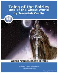 Tales of the Fairies and of the Ghost Wo... by Curtin, Jeremiah