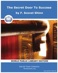 The Secret Door To Success by Shinn, F. Scovel
