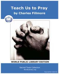 Teach Us to Pray by Fillmore, Charles