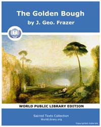 The Golden Bough by Frazer, J. Geo.