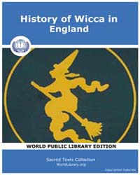 History of Wicca in England by