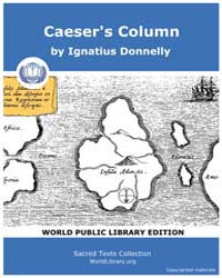 Caeser's Column by Donnelly, Ignatius