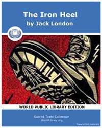 The Iron Heel by London, Jack
