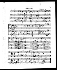 Kurze und leichte Messe, Op.50 (Short an... Volume Op.50 by Stehle, Johann Gustav Eduard